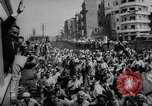Image of Gamal Abdel Nasser Cairo Egypt, 1956, second 9 stock footage video 65675047753
