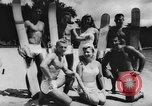 Image of water skiers Cypress Gardens Florida USA, 1956, second 6 stock footage video 65675047757