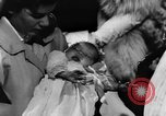 Image of Christening of Princess Caroline Louise of Monaco Monaco, 1957, second 10 stock footage video 65675047760