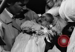 Image of Christening of Princess Caroline Louise of Monaco Monaco, 1957, second 12 stock footage video 65675047760
