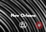 Image of Mardi Gras parade New Orleans Louisiana USA, 1957, second 3 stock footage video 65675047761