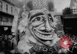 Image of Mardi Gras parade New Orleans Louisiana USA, 1957, second 7 stock footage video 65675047761