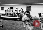 Image of Milwaukee Braves team Bradenton Florida USA, 1957, second 6 stock footage video 65675047762