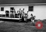 Image of Milwaukee Braves team Bradenton Florida USA, 1957, second 9 stock footage video 65675047762