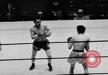 Image of boxer Vince Shomo New York City USA, 1957, second 7 stock footage video 65675047763