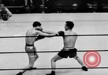 Image of boxer Vince Shomo New York City USA, 1957, second 11 stock footage video 65675047763