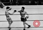 Image of boxer Vince Shomo New York City USA, 1957, second 12 stock footage video 65675047763