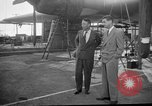 Image of American aviator Howard Hughes United States USA, 1947, second 5 stock footage video 65675047764