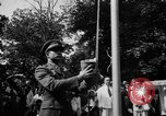 Image of national flag raising ceremony India, 1947, second 5 stock footage video 65675047765