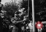 Image of national flag raising ceremony India, 1947, second 8 stock footage video 65675047765