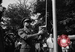 Image of national flag raising ceremony India, 1947, second 9 stock footage video 65675047765