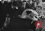 Image of Wedding ceremony on roller coaster Palisades Park New Jersey USA, 1938, second 9 stock footage video 65675047769