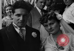 Image of Wedding ceremony on roller coaster Palisades Park New Jersey USA, 1938, second 12 stock footage video 65675047769