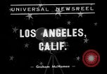 Image of Hollywood actors Los Angeles California USA, 1938, second 3 stock footage video 65675047771