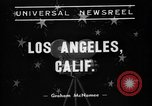 Image of Hollywood actors Los Angeles California USA, 1938, second 4 stock footage video 65675047771