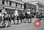 Image of rodeo event Cheyenne Wyoming United States USA, 1938, second 10 stock footage video 65675047772