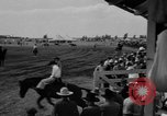 Image of rodeo event Cheyenne Wyoming United States USA, 1938, second 11 stock footage video 65675047772