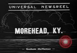 Image of territorial floods Morehead Kentucky USA, 1939, second 6 stock footage video 65675047774