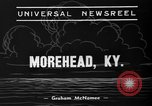 Image of territorial floods Morehead Kentucky USA, 1939, second 7 stock footage video 65675047774
