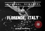 Image of marriage ceremony Florence Italy, 1939, second 3 stock footage video 65675047776