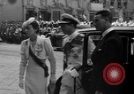 Image of marriage ceremony Florence Italy, 1939, second 4 stock footage video 65675047776