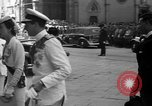 Image of marriage ceremony Florence Italy, 1939, second 6 stock footage video 65675047776