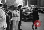 Image of marriage ceremony Florence Italy, 1939, second 7 stock footage video 65675047776
