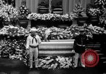 Image of funeral services Washington DC USA, 1939, second 8 stock footage video 65675047784