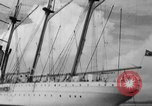 Image of South American naval training vessel San Juan Puerto Rico, 1938, second 12 stock footage video 65675047786