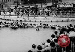 Image of bathing beauty parade Coney Island New York USA, 1938, second 5 stock footage video 65675047790