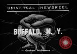 Image of wrestling match Buffalo New York USA, 1938, second 2 stock footage video 65675047792