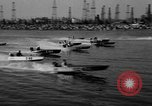 Image of Gold cup regatta motorboats Long Beach California USA, 1938, second 7 stock footage video 65675047793