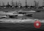 Image of Gold cup regatta motorboats Long Beach California USA, 1938, second 8 stock footage video 65675047793