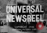Image of horse race Elmont New York USA, 1936, second 2 stock footage video 65675047804