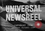 Image of horse race Elmont New York USA, 1936, second 8 stock footage video 65675047804