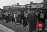 Image of picketing during a textile strike United States USA, 1936, second 10 stock footage video 65675047807
