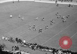 Image of football match South Bend Indiana USA, 1936, second 12 stock footage video 65675047812