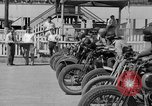 Image of motorbike race Lockport New York USA, 1935, second 2 stock footage video 65675047820