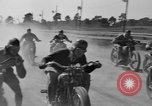 Image of motorbike race Lockport New York USA, 1935, second 8 stock footage video 65675047820