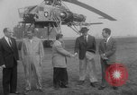 Image of XH-17 Flying Crane helicopter Culver City California USA, 1952, second 6 stock footage video 65675047831