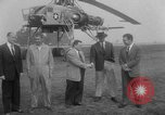 Image of XH-17 Flying Crane helicopter Culver City California USA, 1952, second 7 stock footage video 65675047831
