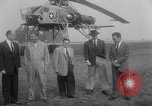 Image of XH-17 Flying Crane helicopter Culver City California USA, 1952, second 8 stock footage video 65675047831