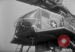 Image of XH-17 Flying Crane helicopter Culver City California USA, 1952, second 9 stock footage video 65675047831