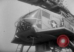 Image of XH-17 Flying Crane helicopter Culver City California USA, 1952, second 10 stock footage video 65675047831