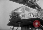Image of XH-17 Flying Crane helicopter Culver City California USA, 1952, second 11 stock footage video 65675047831