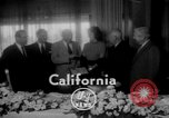 Image of M J Blumberg Beverly Hills California USA, 1952, second 1 stock footage video 65675047832