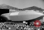 Image of H-4 Hercules plane California United States USA, 1946, second 2 stock footage video 65675047838