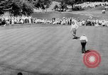 Image of golfer Lloyd Eugene Mangrum Cleveland Ohio USA, 1946, second 11 stock footage video 65675047839