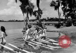 Image of water skiing Cypress Gardens Florida USA, 1946, second 5 stock footage video 65675047840