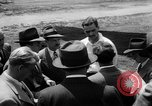 Image of aviator Howard Hughes Culver City California USA, 1947, second 12 stock footage video 65675047841